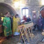 Ковчег с частицами мощей мучеников благоверных князей Бориса и Глеба в Селёвкино