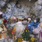 Рождественская служба в Селёвкино
