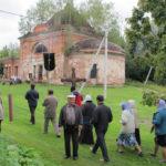 Крестный ход из Селёвкино в Морозово