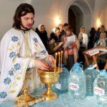Крещение Господне в Селёвкино