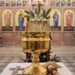 Крещение Господне в Селёвкино и Морозово