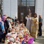 Пасха Христова в Селёвкино