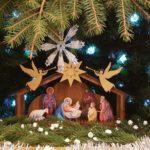 Рождественские празднования в Селёвкино